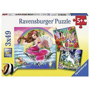 Ravensburger Mythical Creatures Jigsaw Puzzles