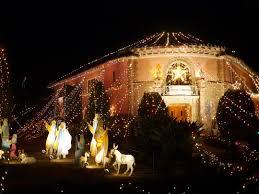 Altadena Christmas Tree Lane by The 626 The Balian Ice Cream House Christmas Lights In Altadena