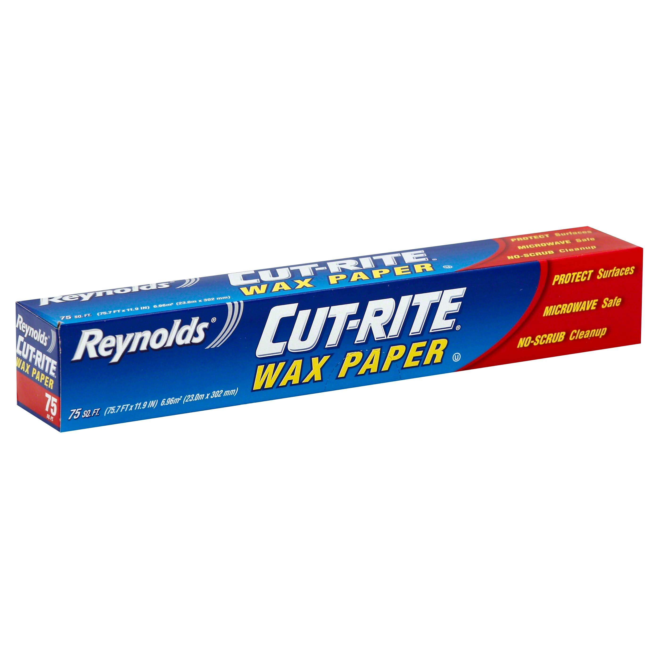 Reynolds Cut-Rite Wax Paper - 75sf
