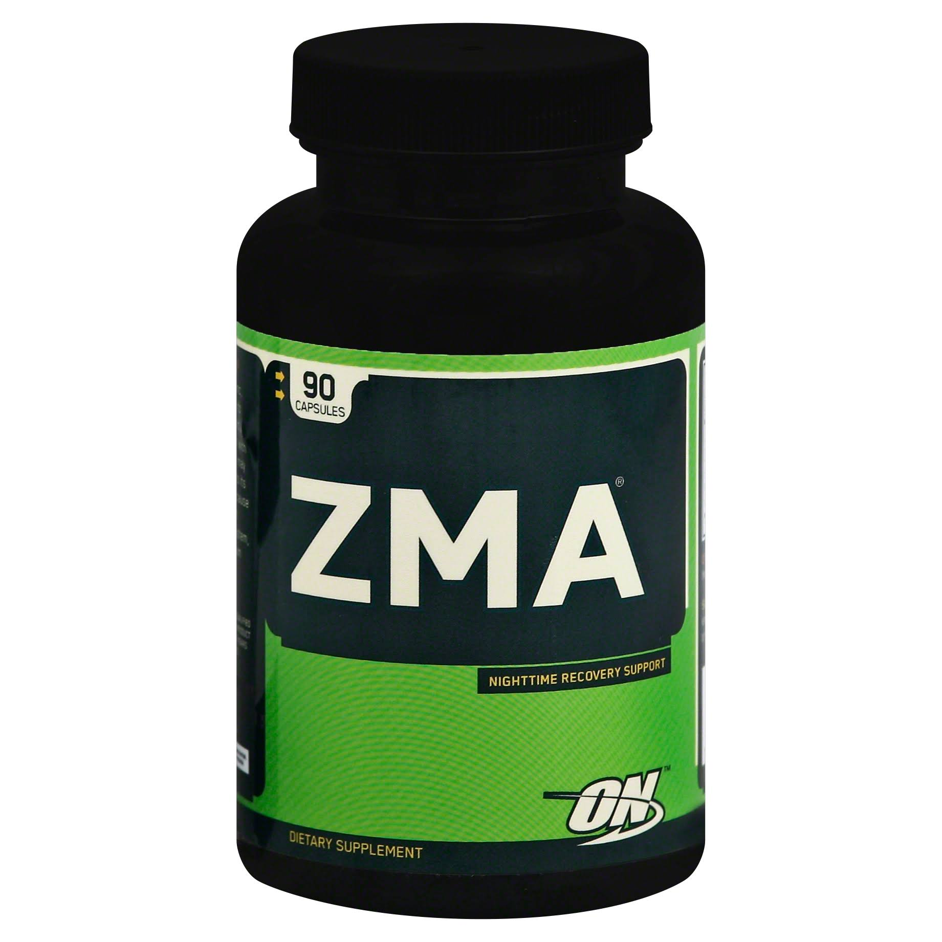 Optimum Nutrition Zinc Monomethionine Aspartate (ZMA), Capsules - 90 count