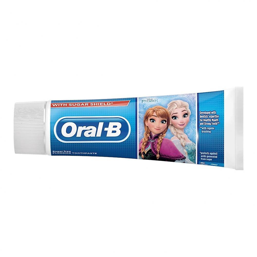 Oral-B Kids Frozen Toothpaste - 3+ Years, 75ml