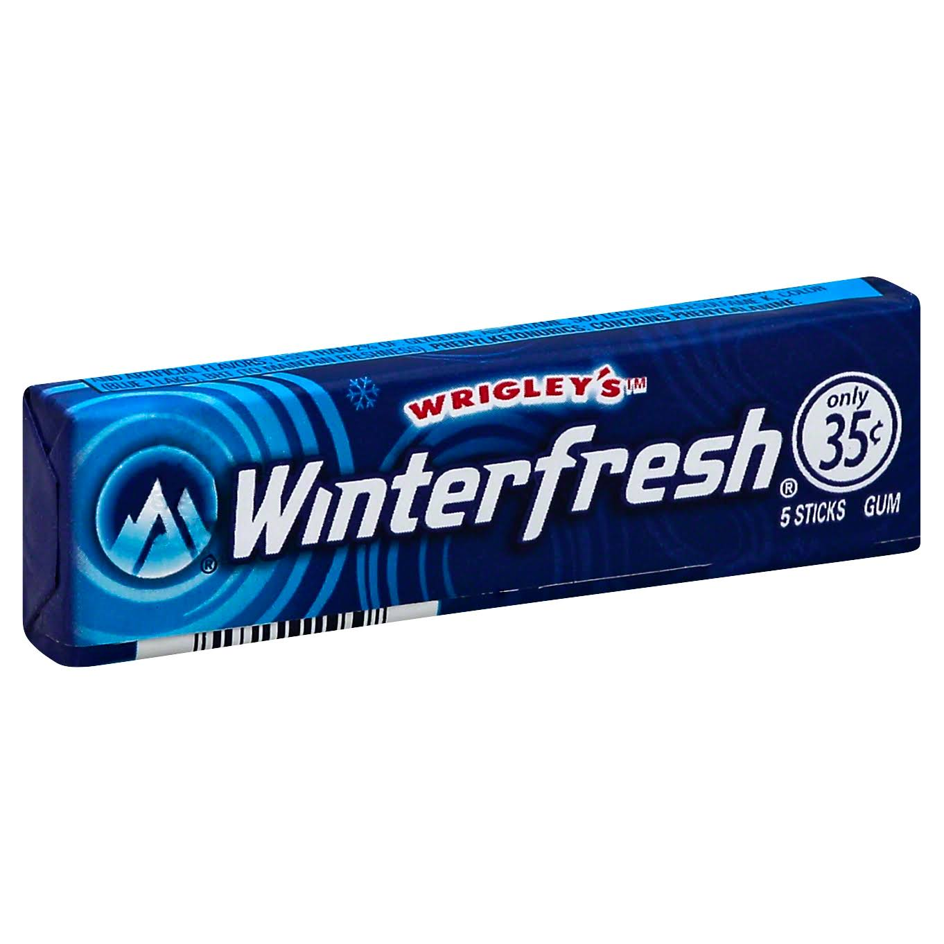 Wrigley's Winterfresh Chewing Gum - 40 Pack