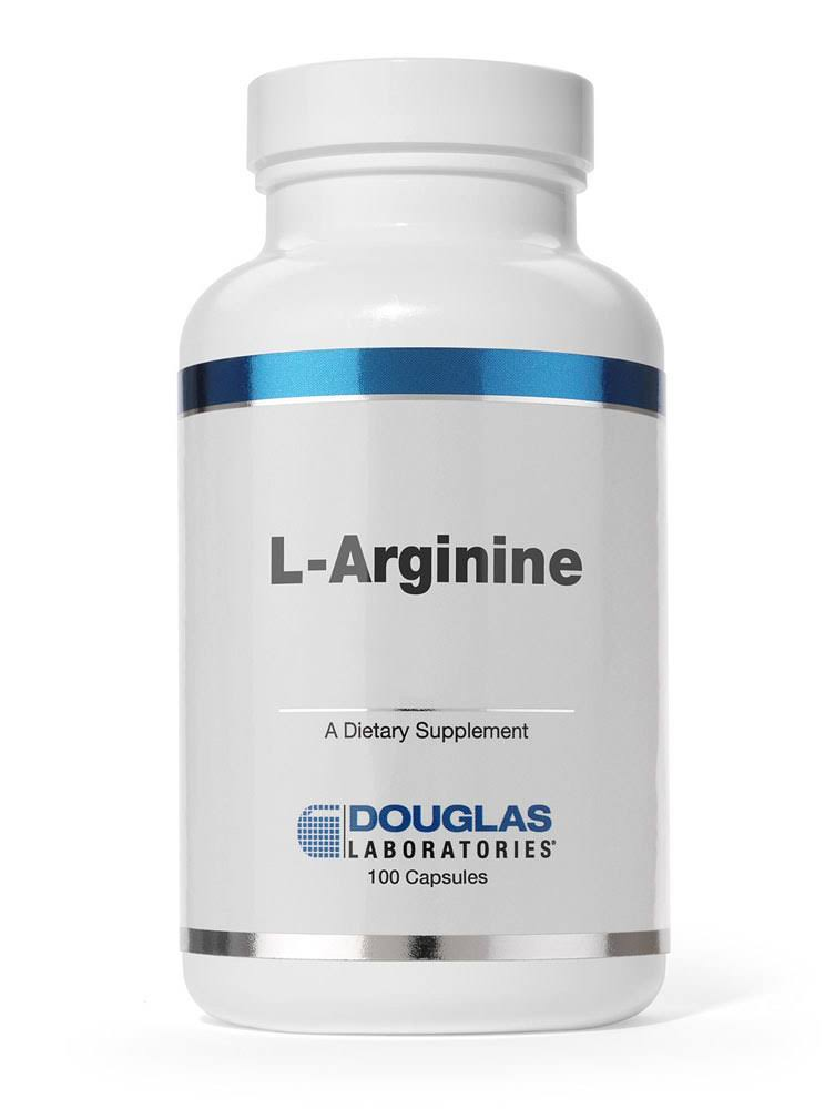 Douglas Laboratories L-Arginine Supplement - 700mg, 100ct