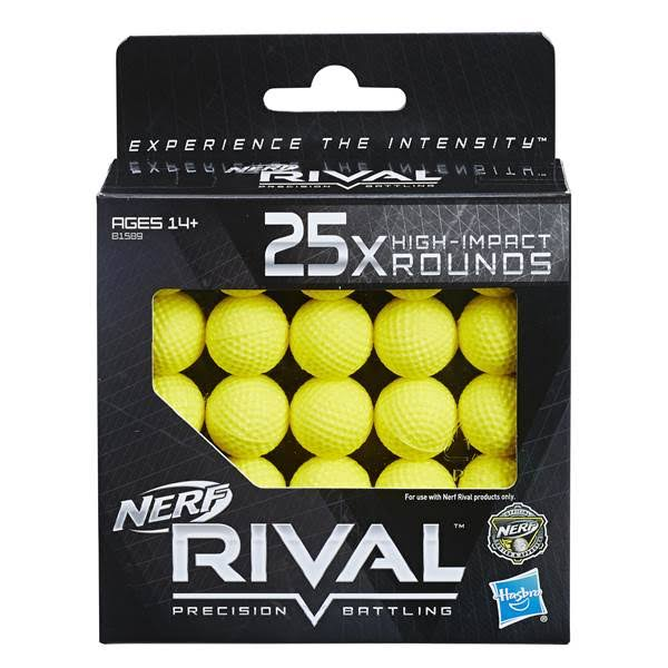 Nerf Rival Refill Pack - 25 Rounds