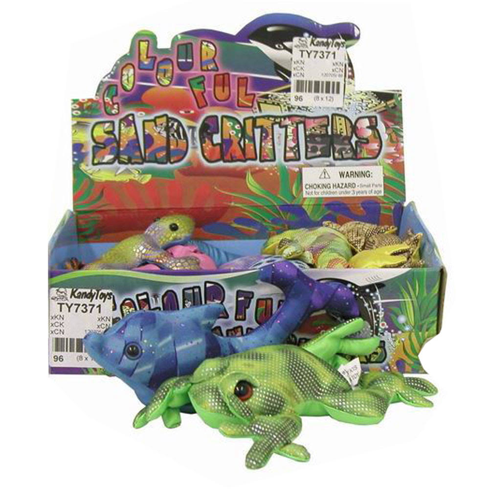 "Kandy Toys Colourful 6"" Sand Animal"