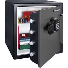 Fire Safe File Cabinet by Sentrysafe Sfw123es 1 2 Cu Ft Electronic Fire Safe Walmart Com