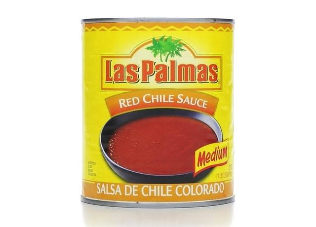 Las Palmas Red Chile Sauce - 793g
