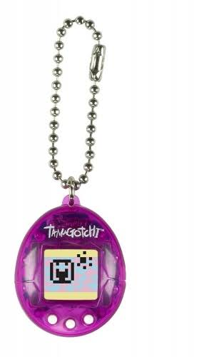 Tamagotchi - Translucent Purple