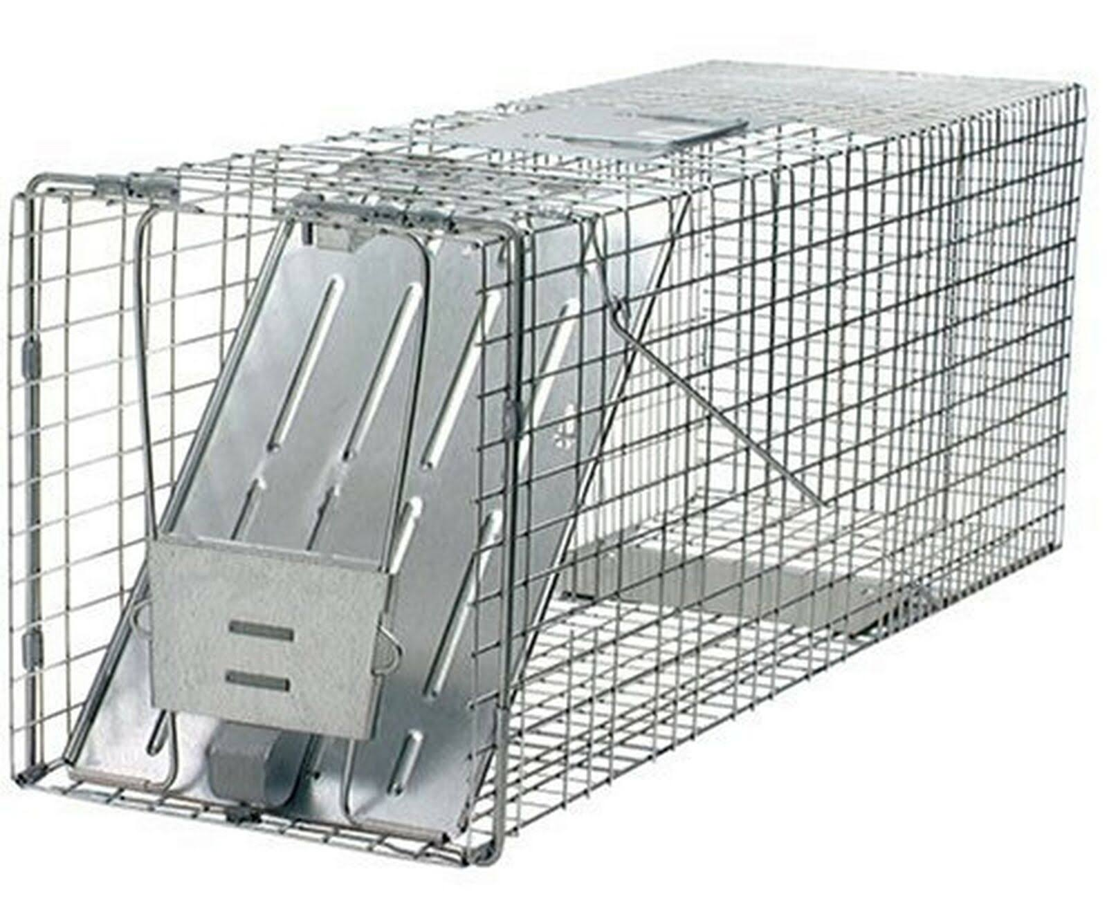 Havahart 1079 Live Animal One Door Cage Trap