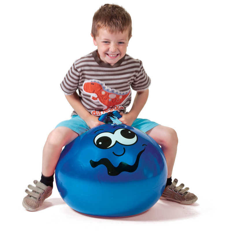 Tobar Junior Space Hopper - Blue