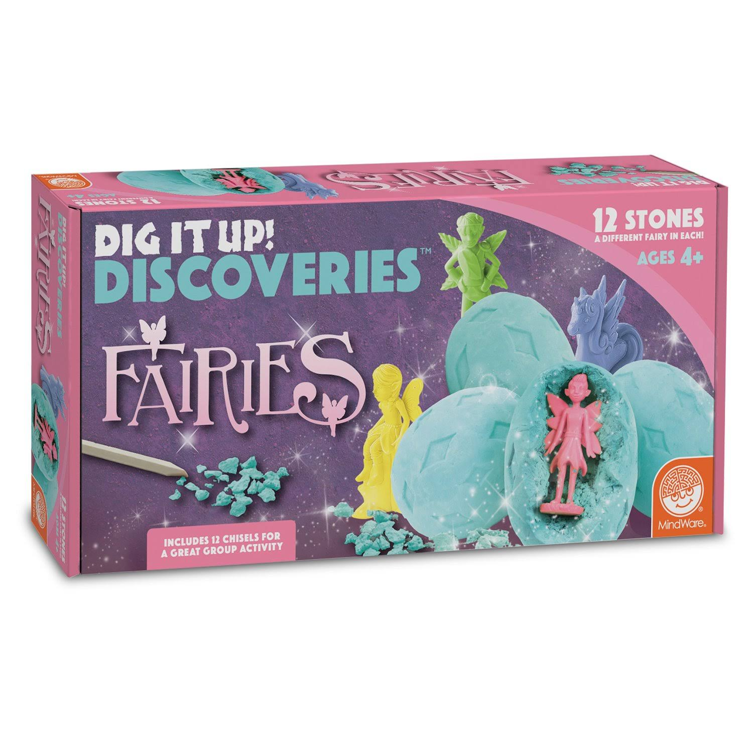 MindWare Dig It Up! Discoveries: Fairies