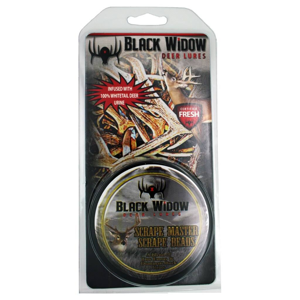 Black Widow Scrape Master Southern Scent Beads - 2oz