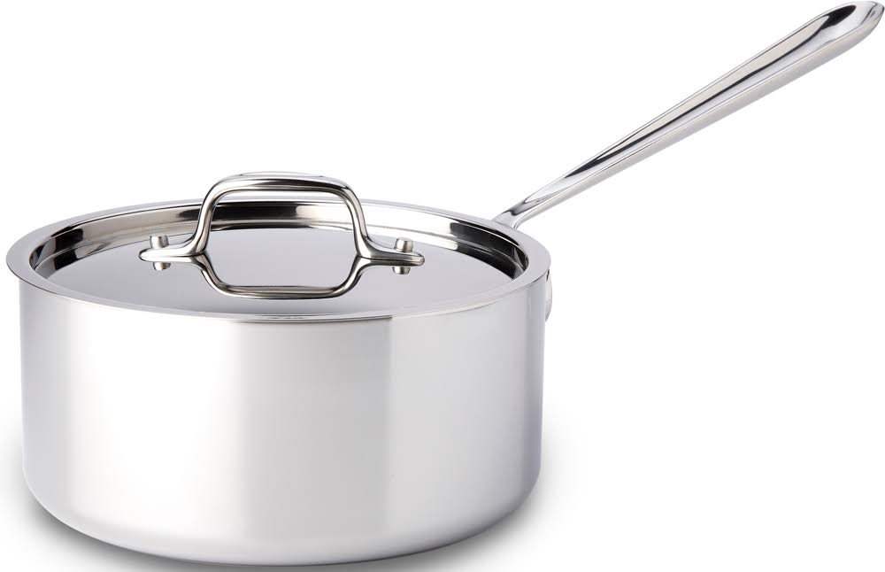 All-Clad Sauce Pan - Stainless Steel