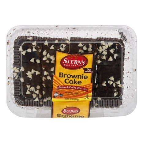 Stern's Bakery Brownie Cake