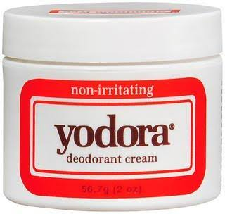 Yodora Deodorant Cream - 02 Oz