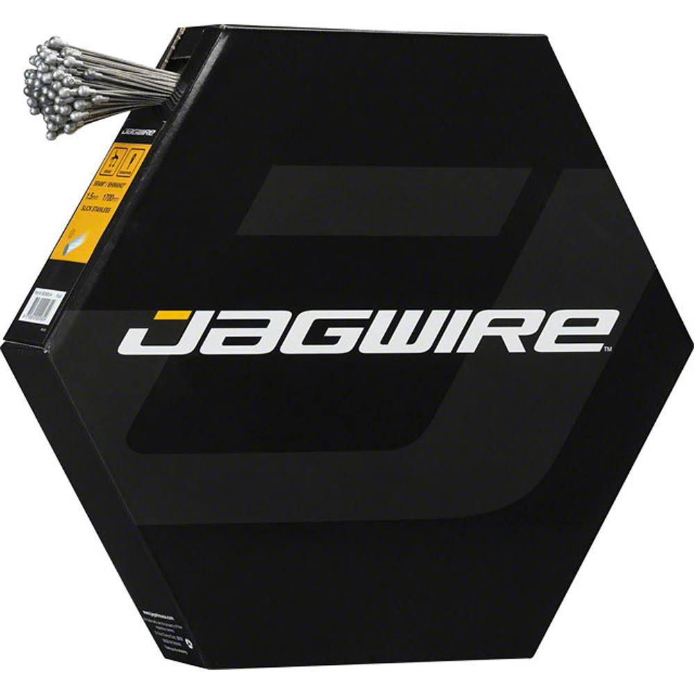 Jagwire Hyper Slick Stainless Road Bicycle Brake Inner Cables - 1.5 x 1700mm