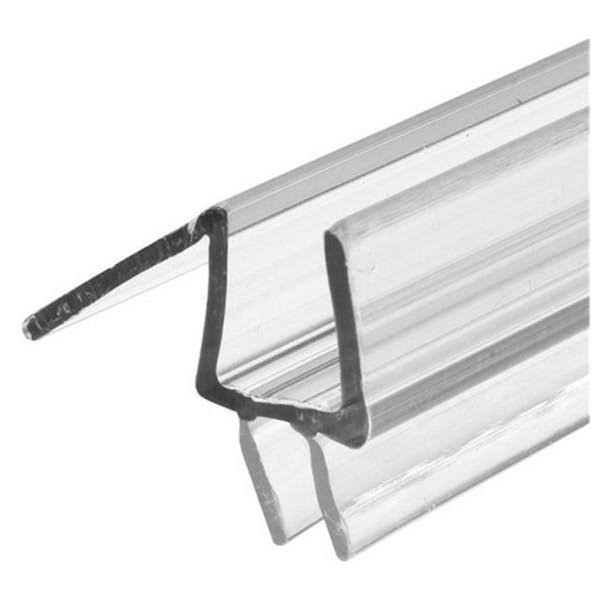 "Prime-Line M 6258 Shower Door Bottom Seal, 36"", Clear"