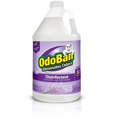 Odoban Odor Eliminator and Disinfectant Multi Purpose Cleaner Concentrate - Lavender, 1g