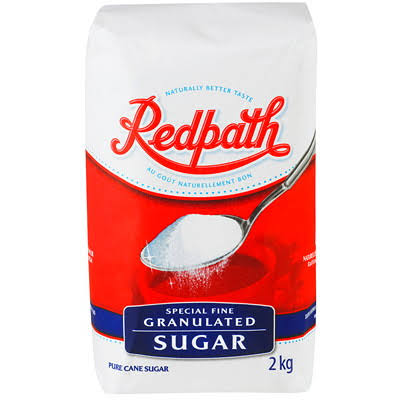 Redpath Sugar Granulated Sugar 2 kg