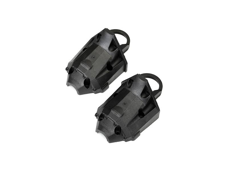 Traxxas 8541 Rear Axle Carrier Differential - Left and Right Halves