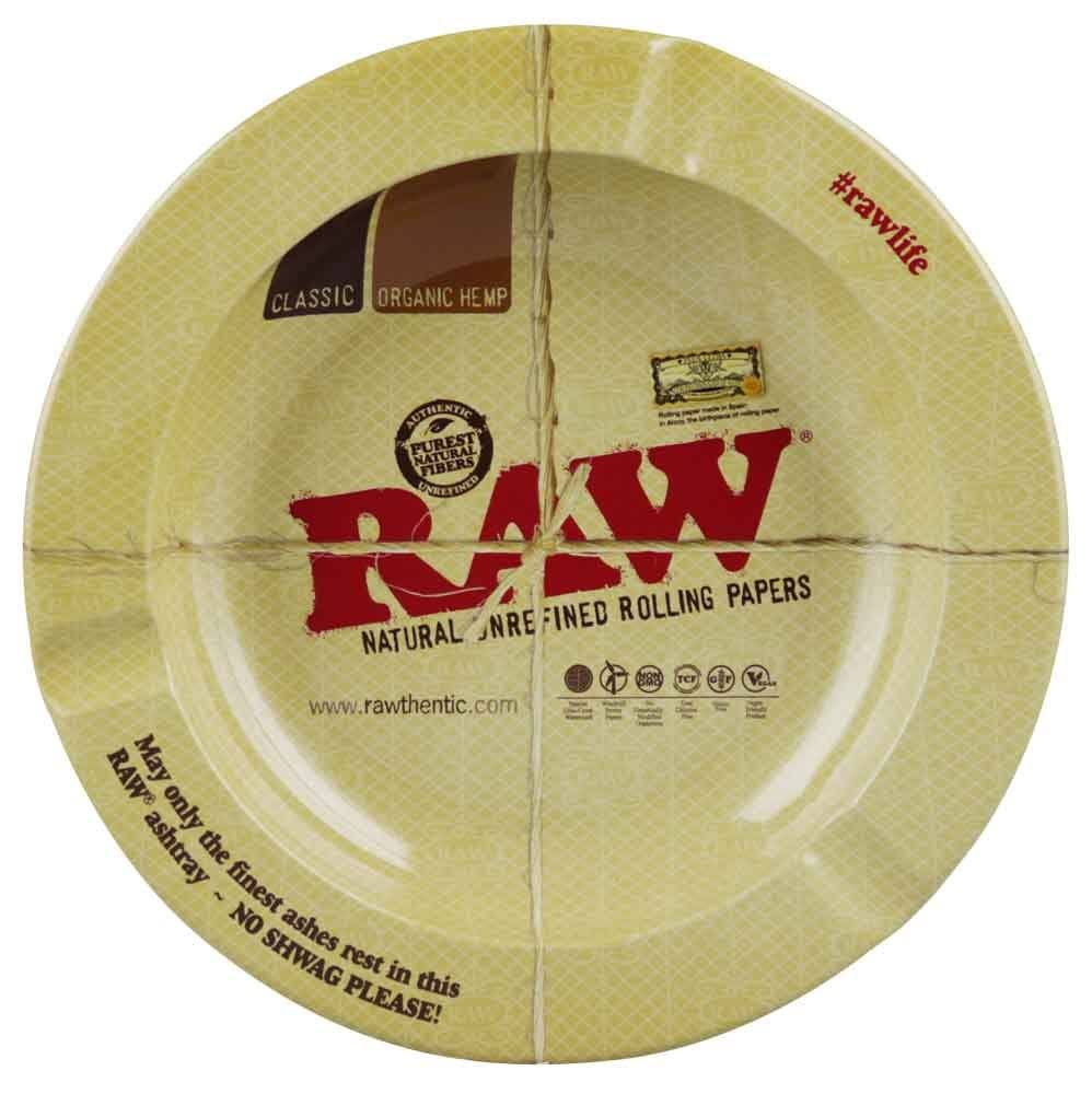 Unbekannt Raw Magnetic Ashtray, Metal, Yellow, S
