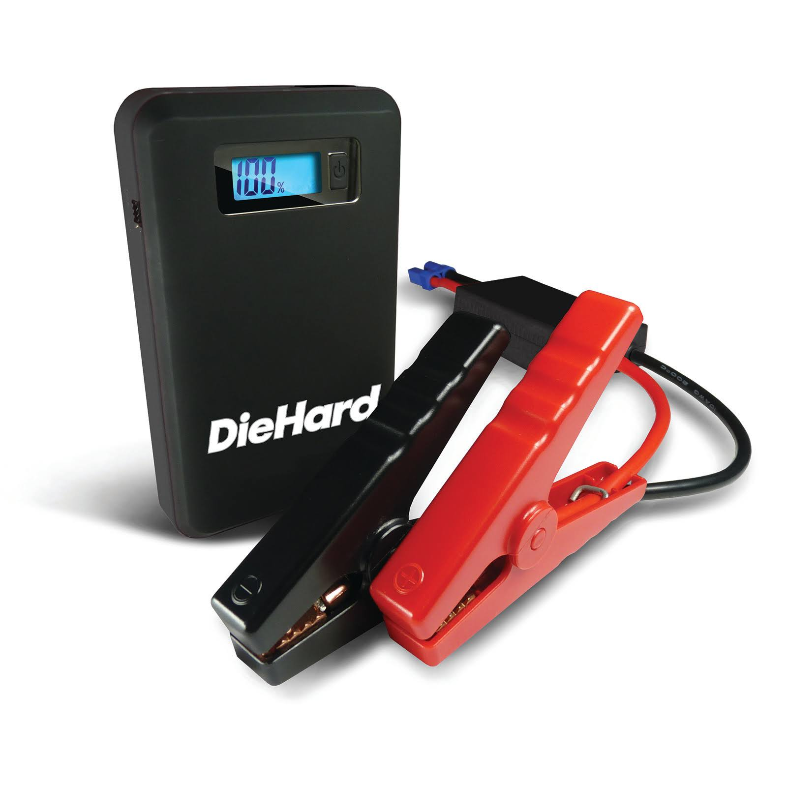 DieHard Portable Lithium Jump Starter - 12V, Car Battery, USB Charger Amp Power
