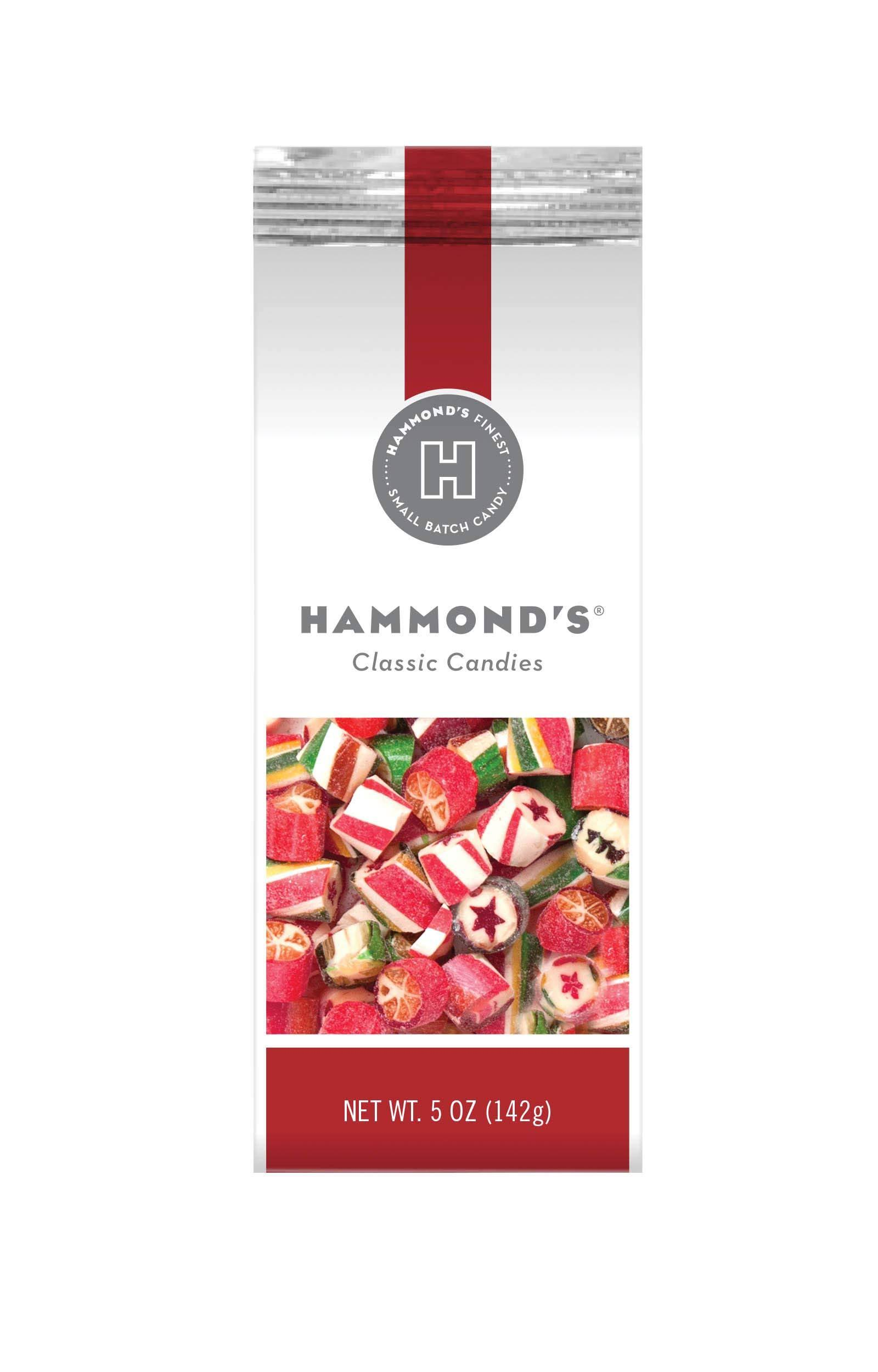 Hammond's Christmas Art Candy Gift Bag