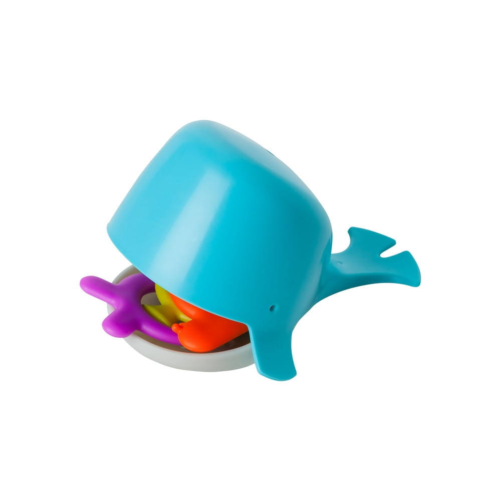Boon Chomp 22850507 Hungry Whale Bath Toy Model
