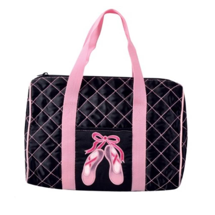 Dansbagz By Danshuz Quilted On Pointe Bag