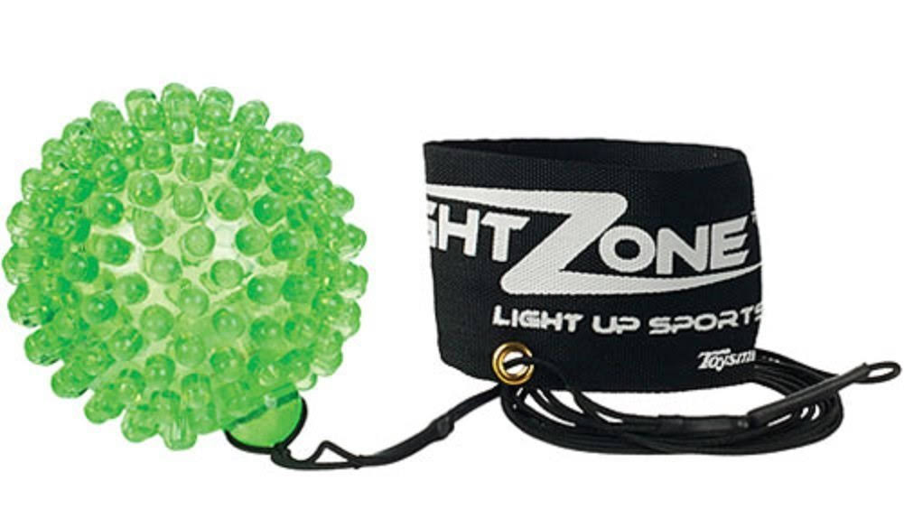 Night Zone Light up Sports Flash Back Rebound Ball
