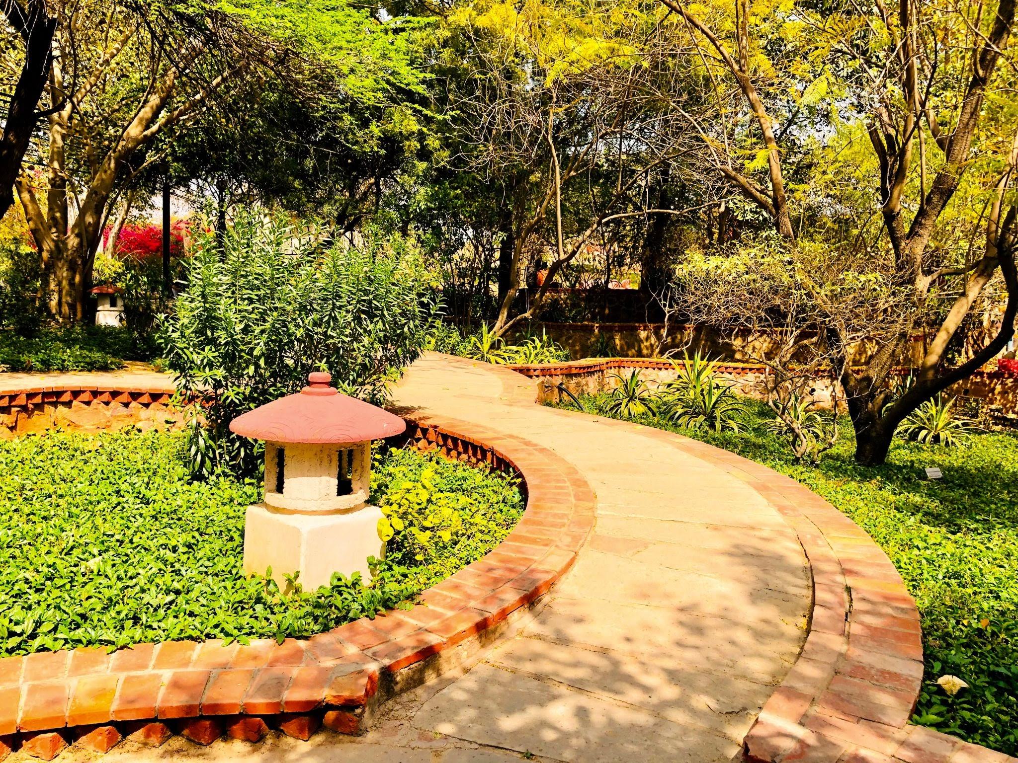 The Garden of Five Senses