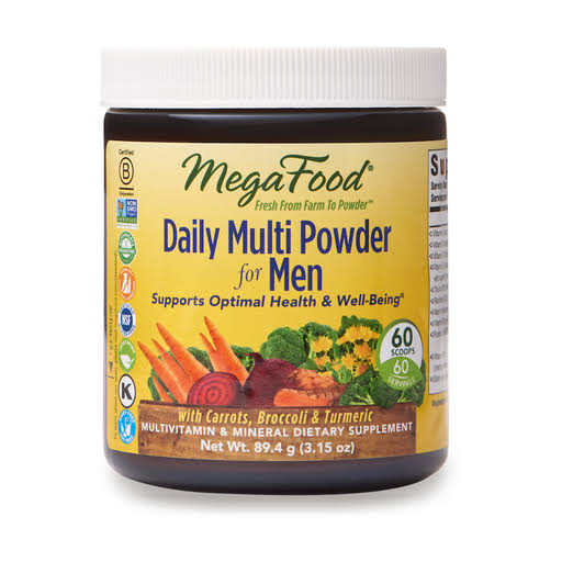 MegaFood Daily Multi Powder for Men