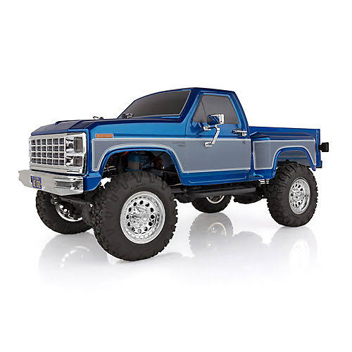 Team Associated ASC40002 CR12 Ford F 150 RTR Pick Up Truck Blue