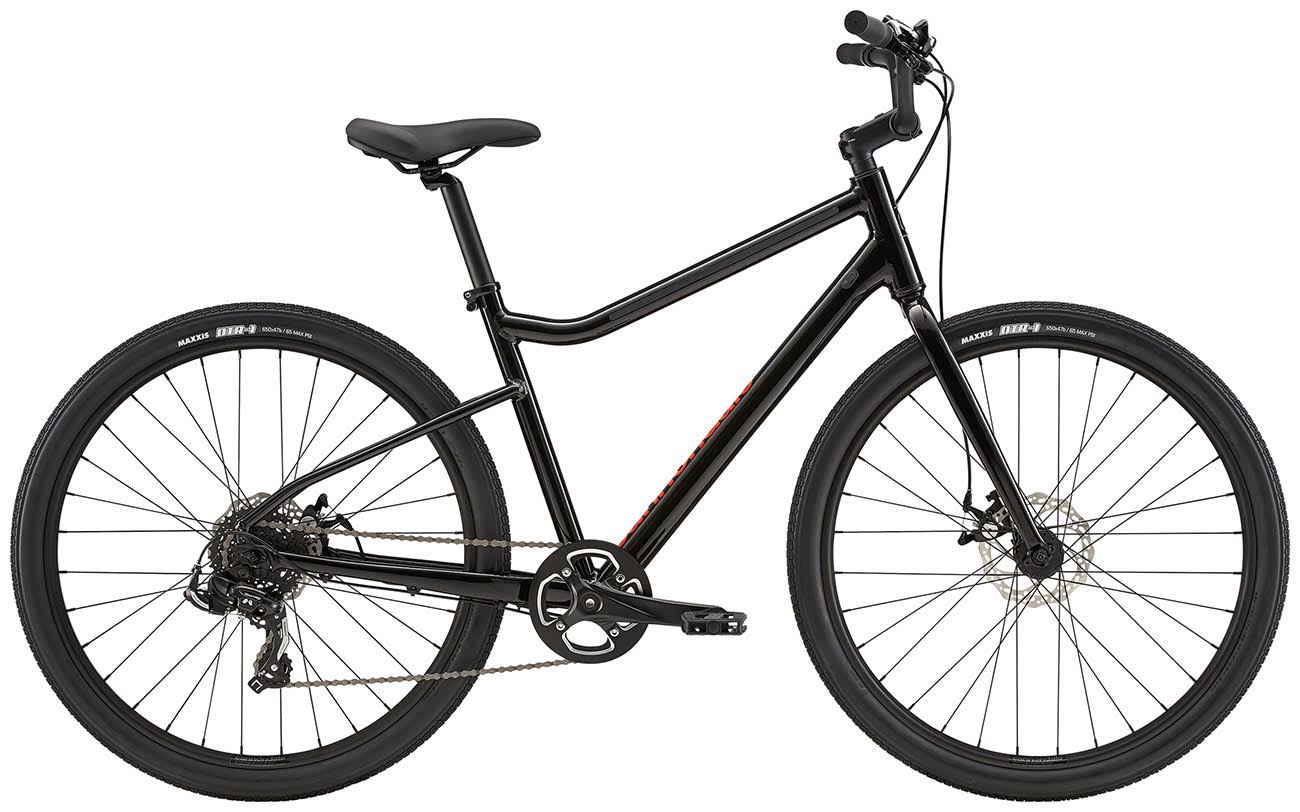 Cannondale Treadwell 3 2020 Hybrid Bike Black