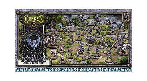 Hordes Legion of Everblight Army Box 2017