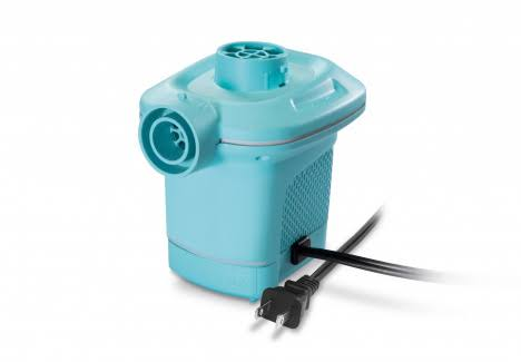 Intex 120V Electric Blue Pool Air Pump
