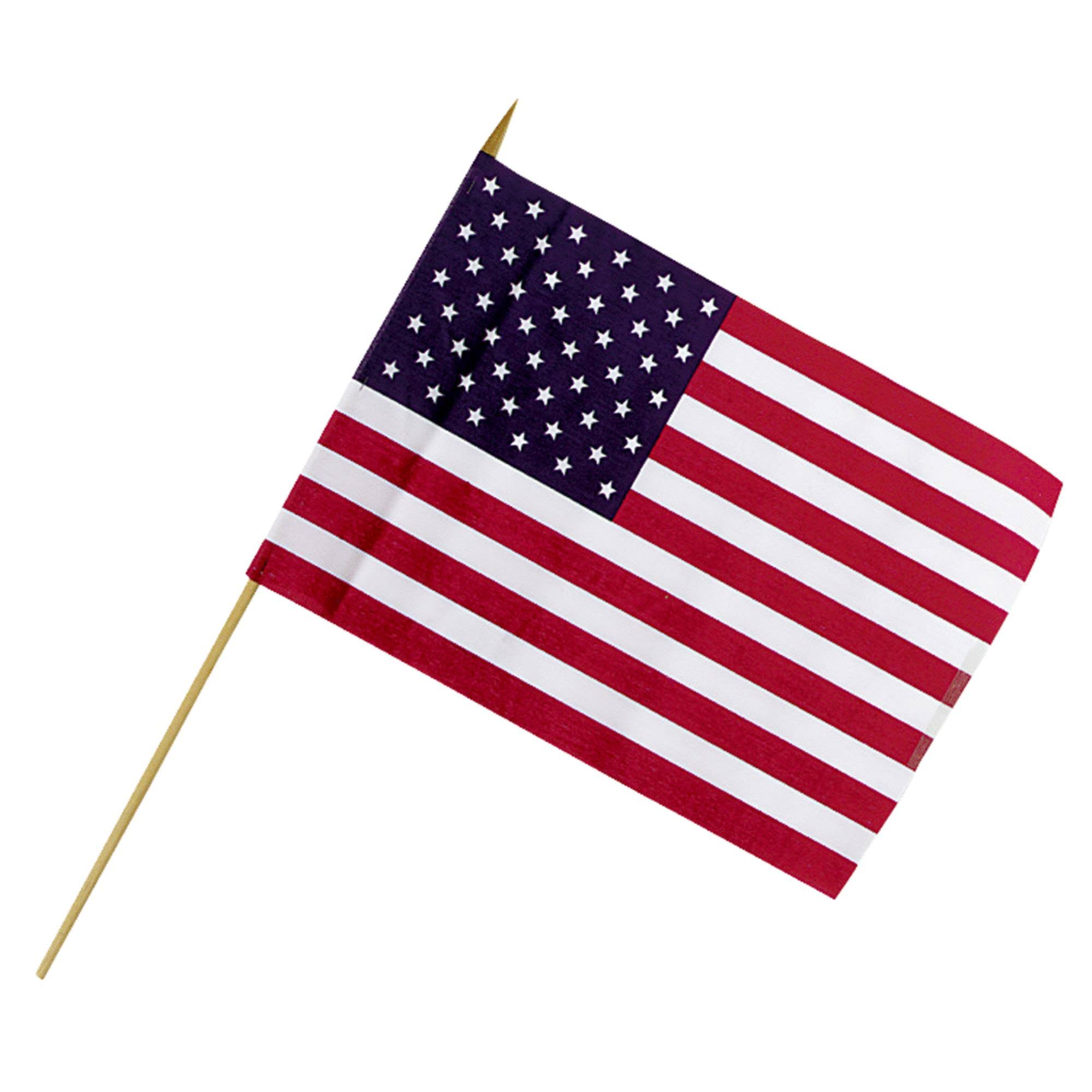 Valley Forge Flag Co USA Hand Flag