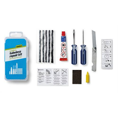 Weldtite Cycle Tubeless Tyre Repair Kit