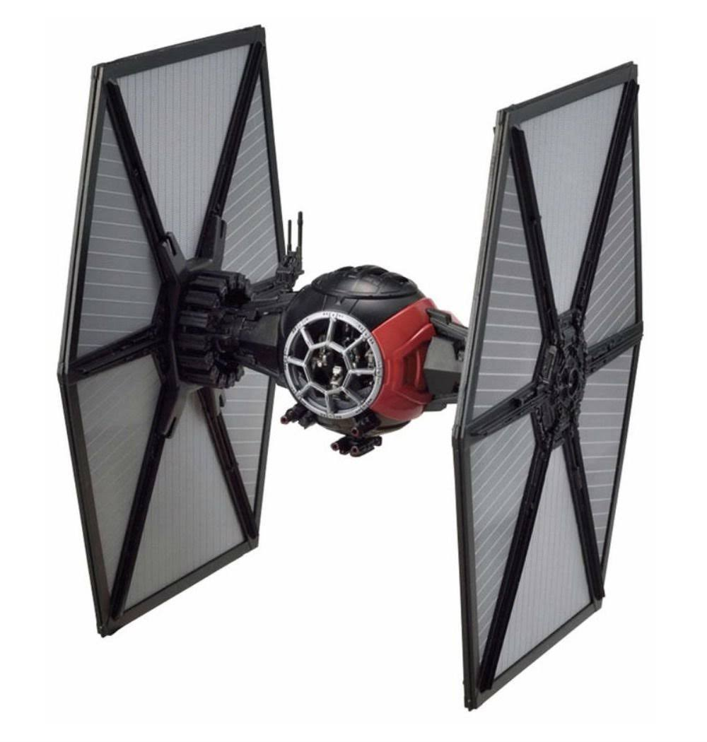 Star Wars First Order Special Forces Tie Fighter Model Kit - 1:72 Scale