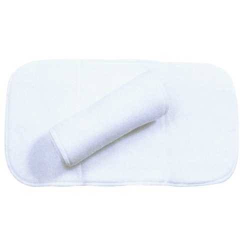 "Partrade 056042 No Bow Bandage Wrap - for Horses, White, 14"", 2ct"
