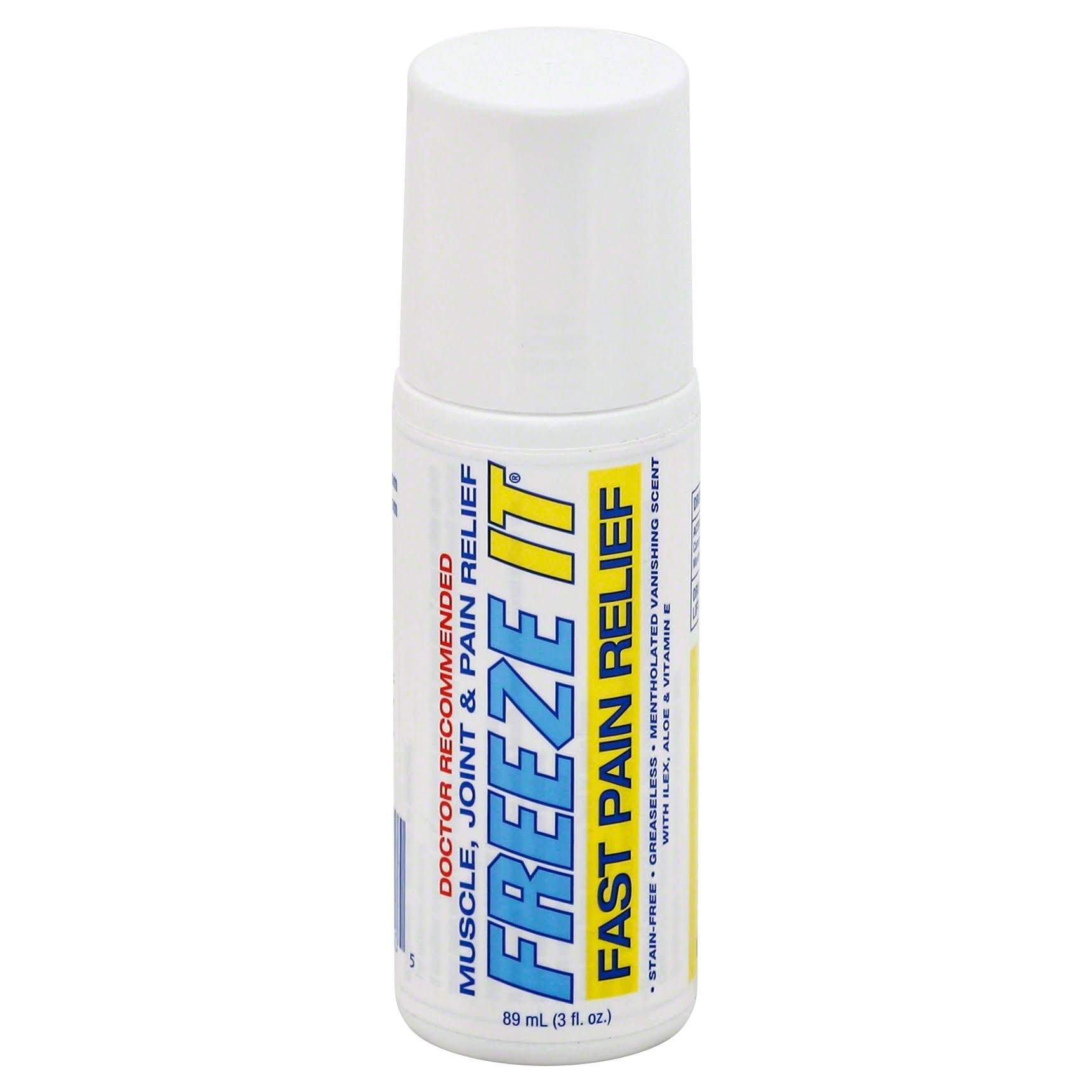 Freeze It Advanced Therapy Gel Roll-On