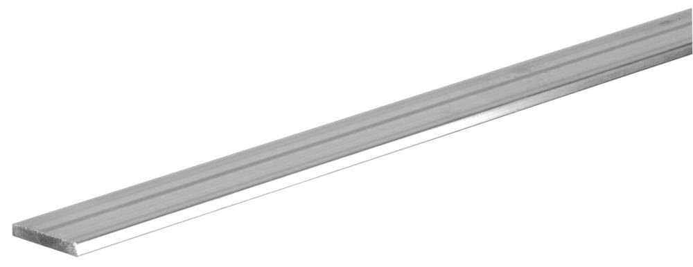 Steelworks Metal Flat Bar - Aluminum