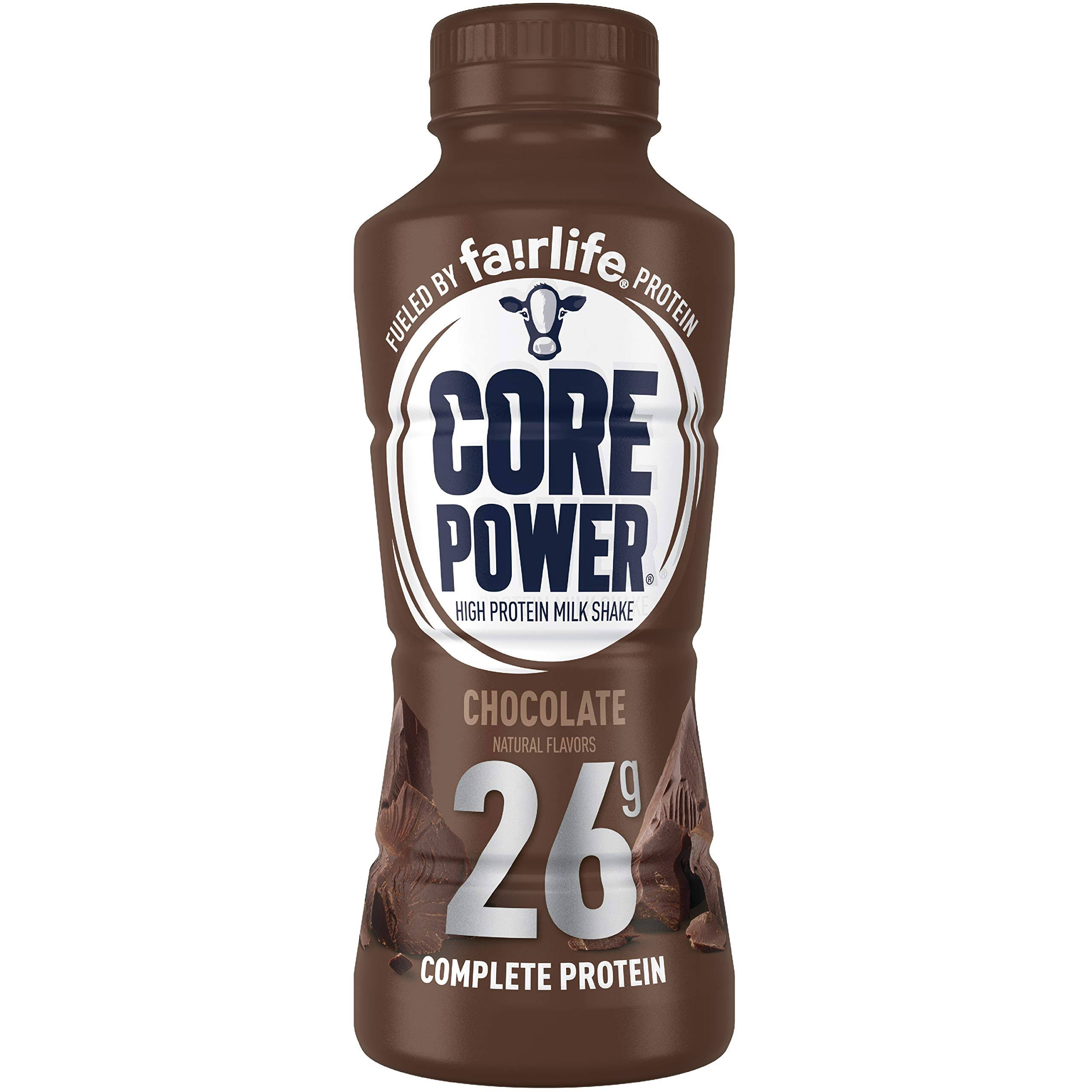 Core Power Milk Shake, High Protein, Chocolate - 14 fl oz