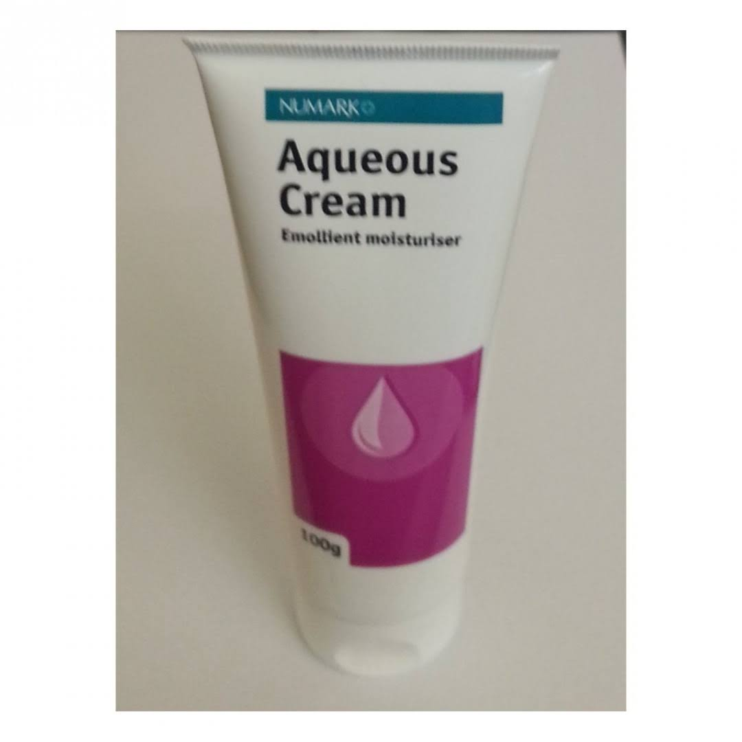 Numark Aqueous Cream Emollient Moisturiser - 100g