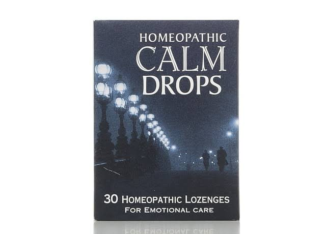 Historical Remedies Homeopathic Calm Drops - 30 Lozenges