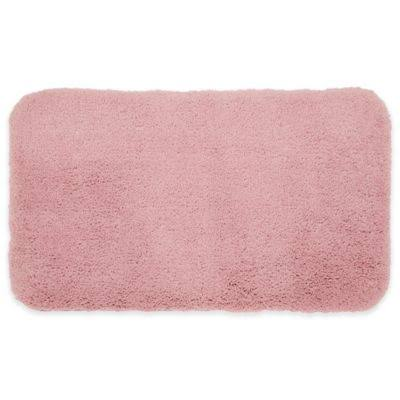 "Mohawk Home Pure Perfection 20"" x 34"" Bath Rug in Rose"