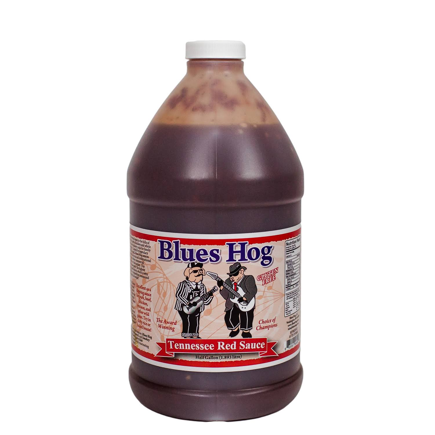 Blues Hog Tennessee Red Sauce - 64oz