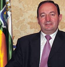 Pedro Sanz (PP), Presidente de la CC.AA. de La Rioja