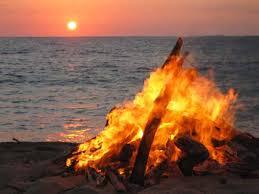 Hacer fuego con herramienta naturales