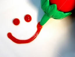 ist2 77368 ketchup smile
